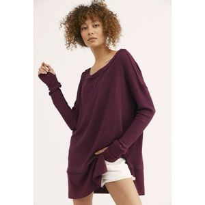 We the Free North Shore Thermal Tunic